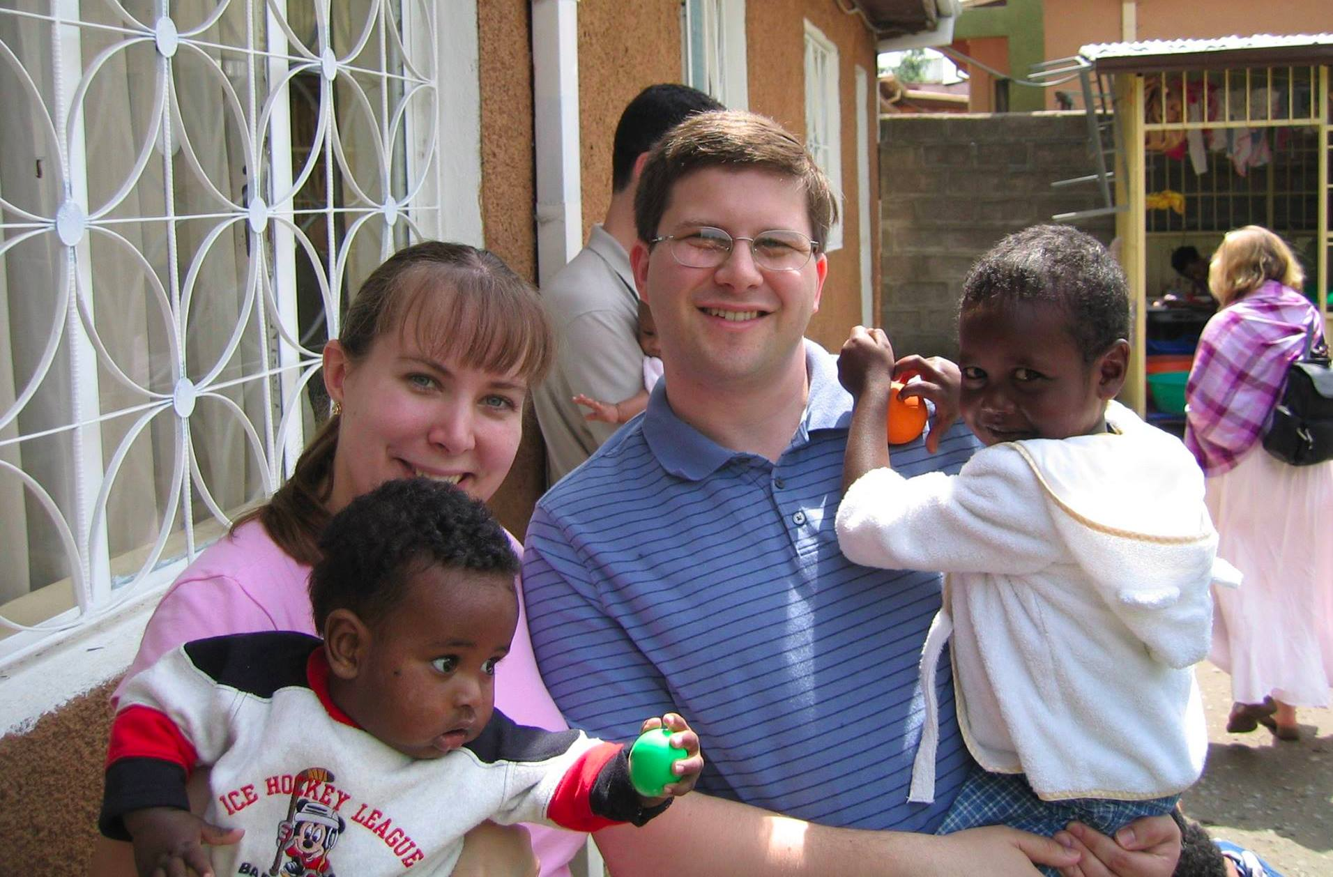 In 2004 God Touched Our Hearts With The Desire To Adopt From Ethiopia And  We Began The Process To Bring Our Two Sons Home At That Time We Had No  Idea How